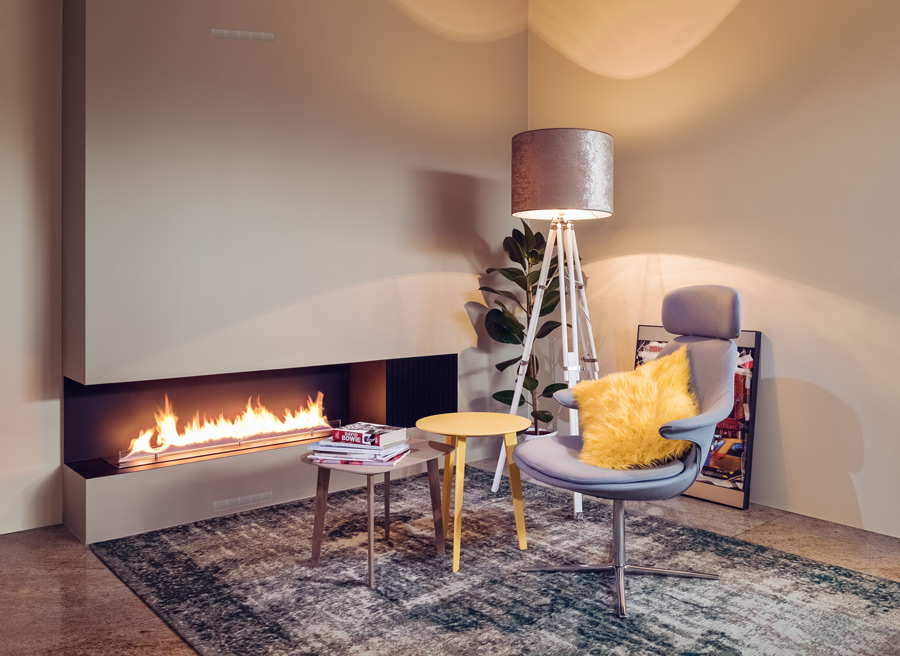 Dimar fireplaces for Chimeneas de bioetanol de diseno